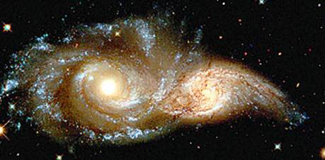 best photos of distant galaxies - photo #36