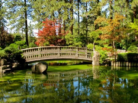 Claude Monet Garden Frankrike