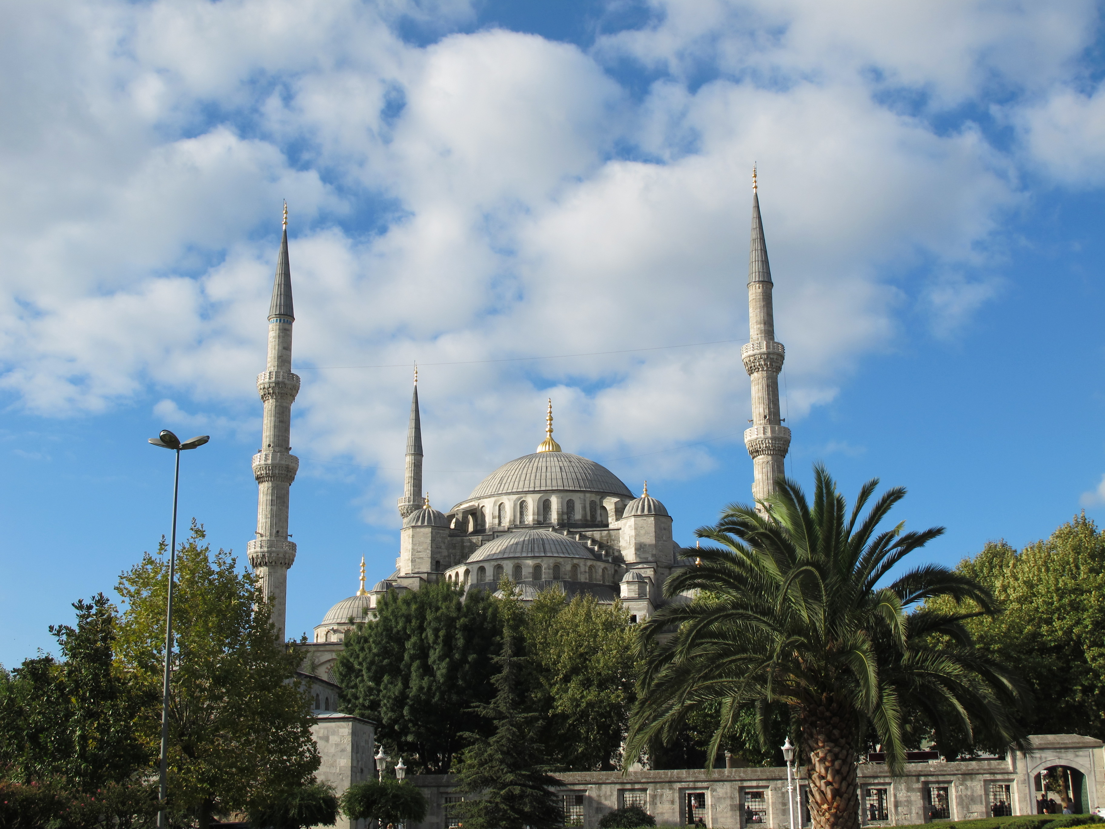 Blue Mosque; top sites in Istanbul; Islam; Christianity ...