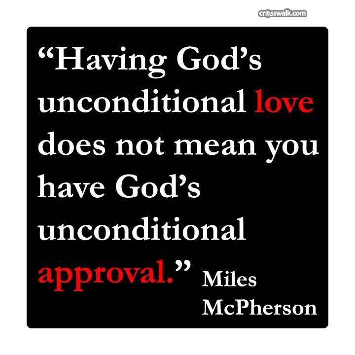 God's Unconditional Love | Summer Setting  God's Uncondi...