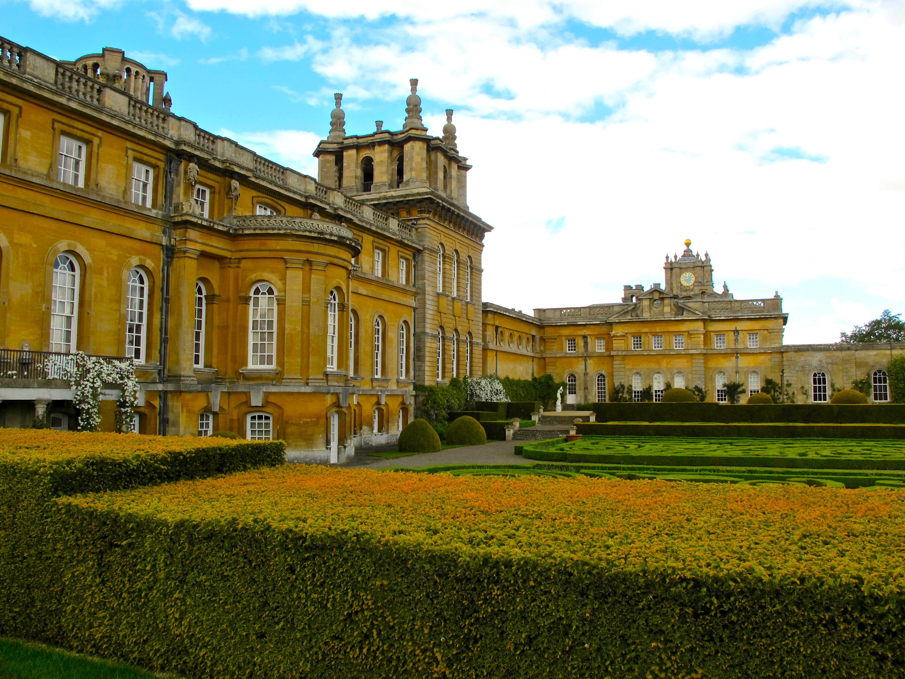 Blenheim Palace; Most Famous Winston Churchill quotes; Ephesians 6 ...