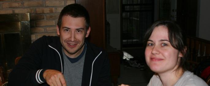 Carl and Kathy