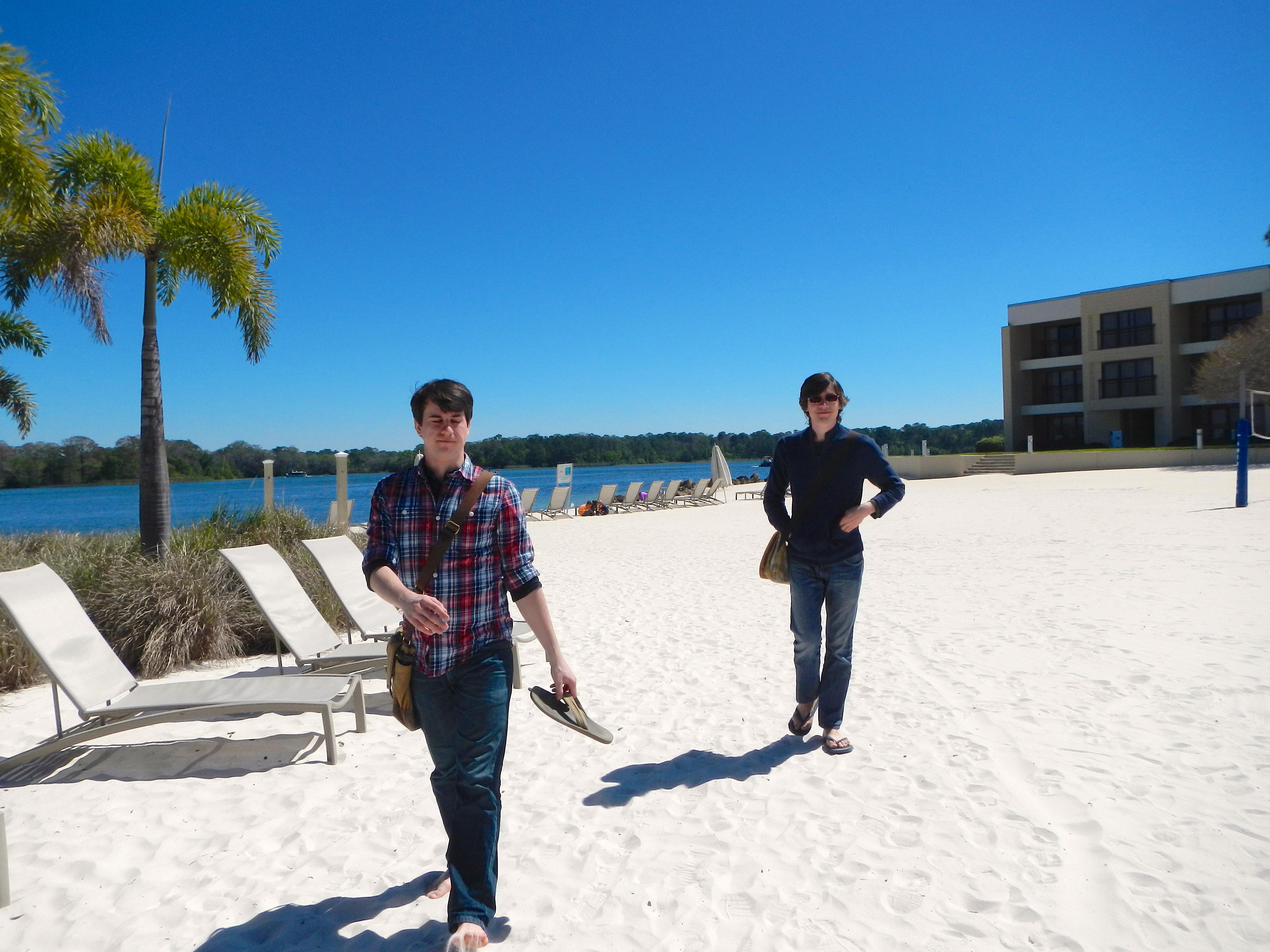 Grouper Reuben Daytona Beach