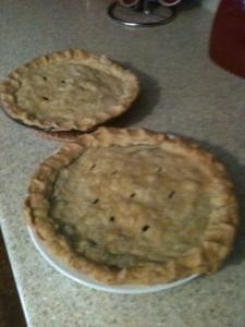 Nancy Stec's pies