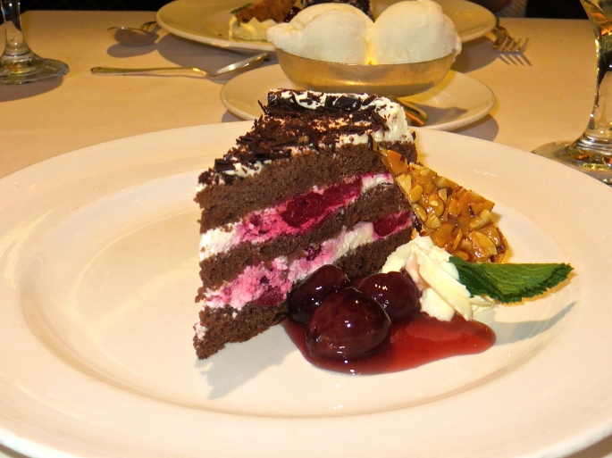 Cake, Black Forest Torte
