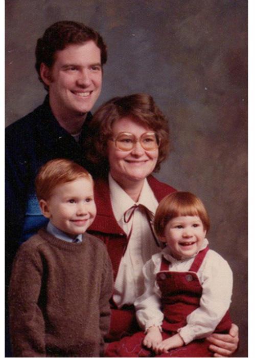 1983 Donahue Family