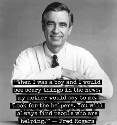 Mr. Rogers by yler Card