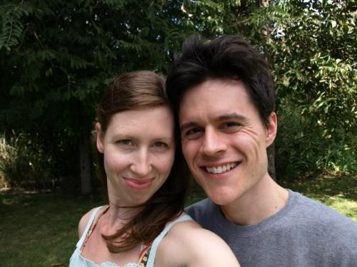 Dan and Brianna