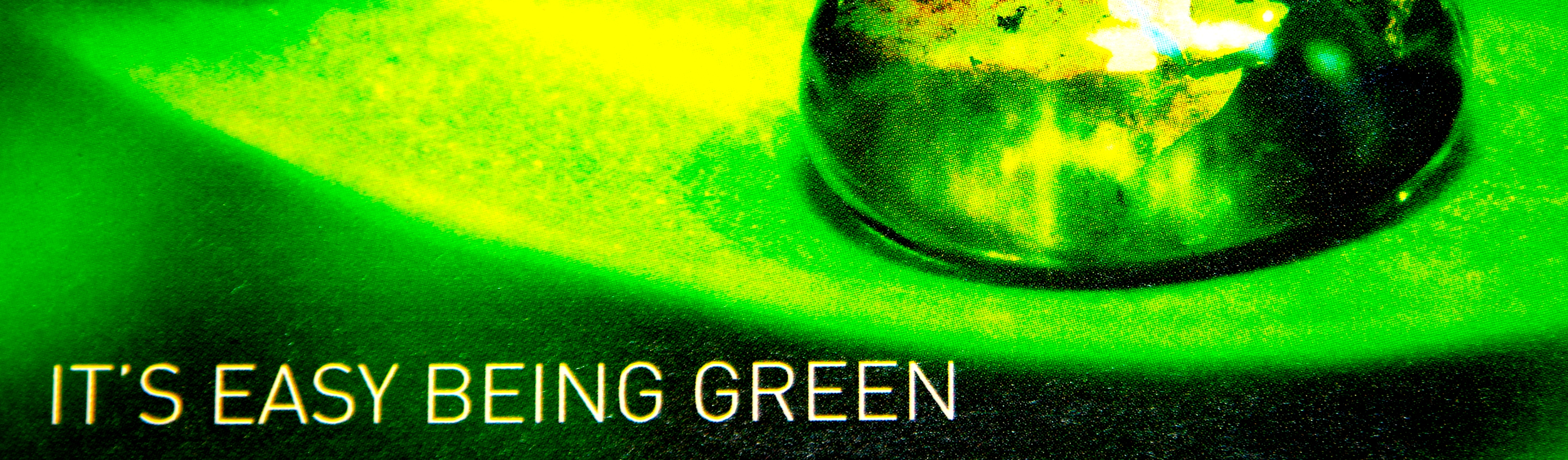 easy being green Easy being green is one of the largest energy efficiency operators in australia it was established in 2004 and have been responsible for organising mass consumer action on energy efficiency as of 2013 the company had aided over 750,000 homes and businesses with energy efficiency.