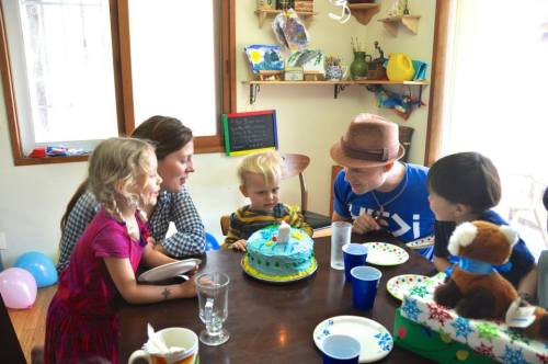 Judah's 2nd birthday