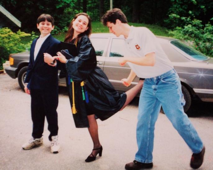 Kathy Graduating copy