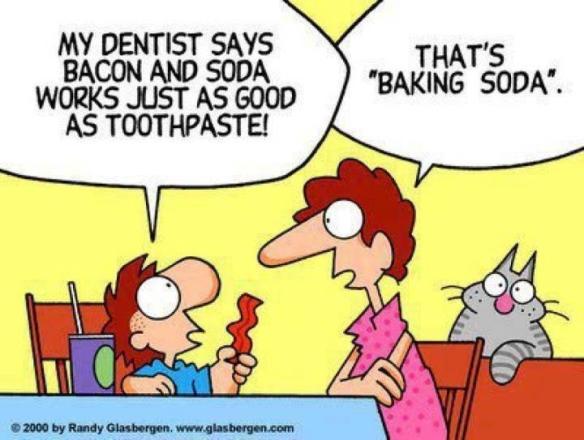 Humor karikatur tentang produk detail