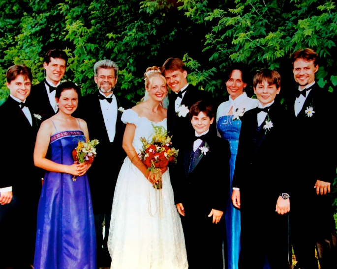 A+C's Wedding