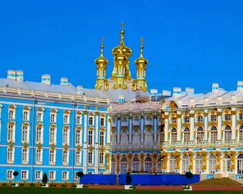 Catherine's Palace copy