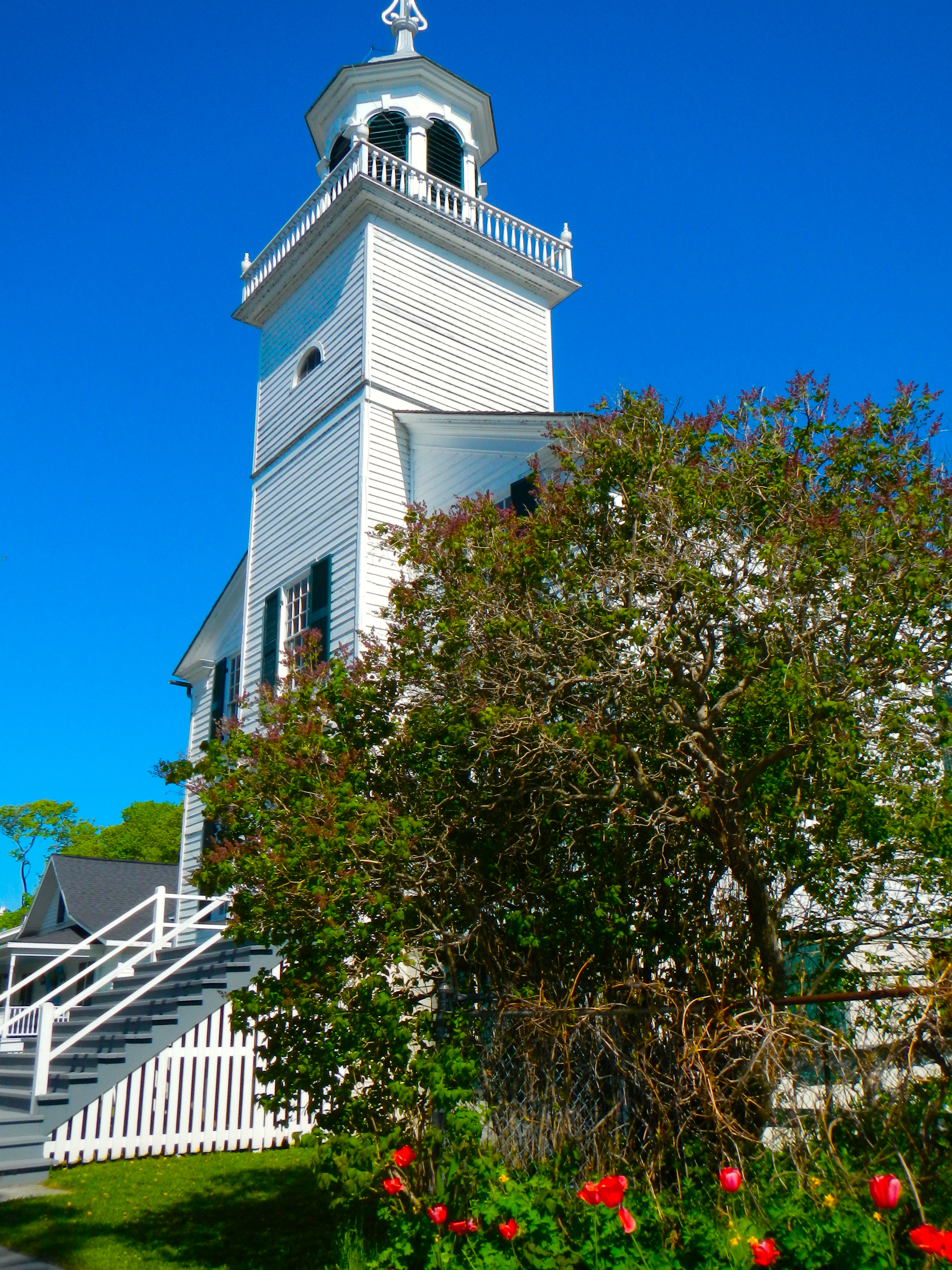Mackinac Island Lilac Festival; 10-K Race; Pictures Of