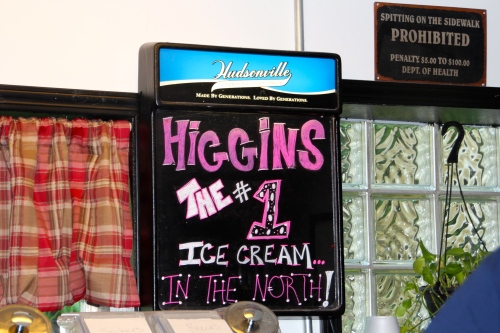 Higgens Ice Cream
