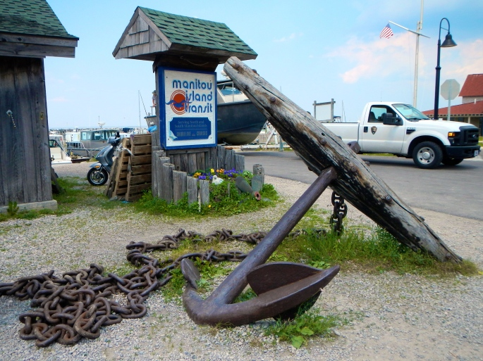 Large Anchor