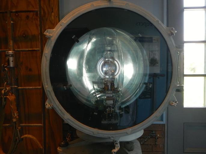 Light at Granc Traverse Lighthouse