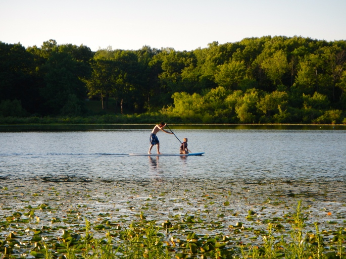 Stand up Paddleboard (SUP)