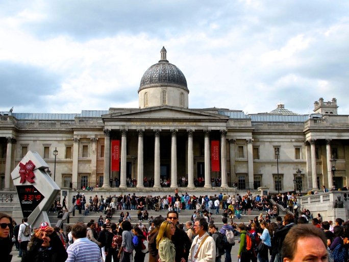 The National Gallery. London