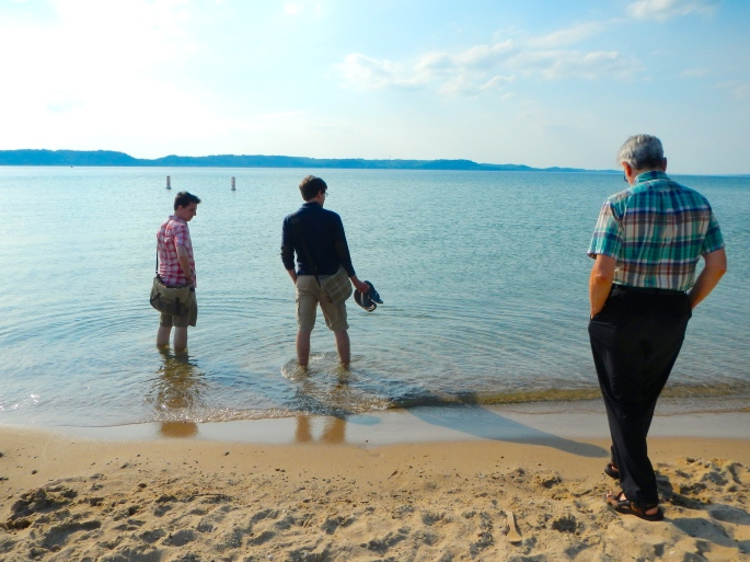 Torch Lake Beach