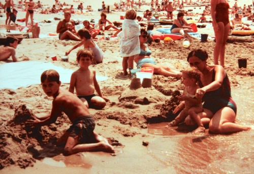 1981 Spring Disney Trip