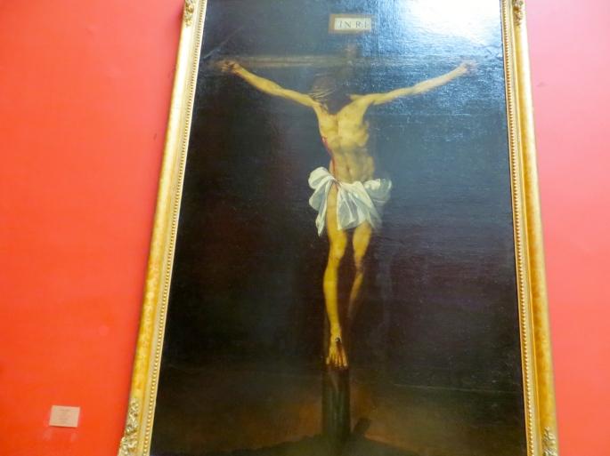Alonso CANO. Crucifixion