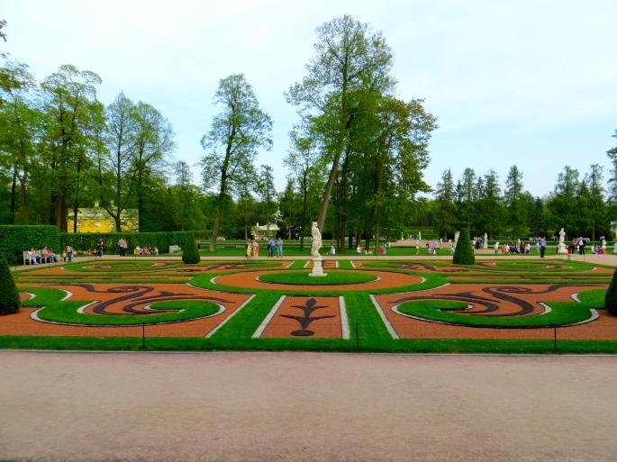 Catherine Palace Gardens