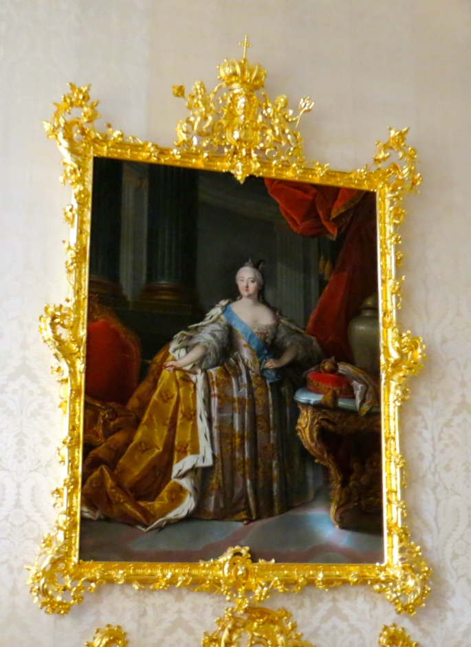 Catherine the Great Portrait