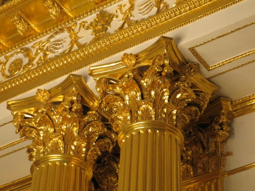 Golden PIllar Capitals
