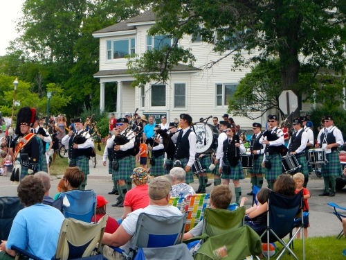 Grand Traverse Pipes and Drums