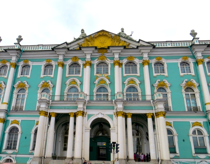 Hermitage Ediface