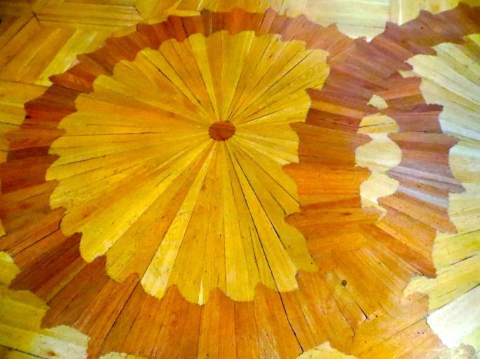 Hermitage Floor Detail