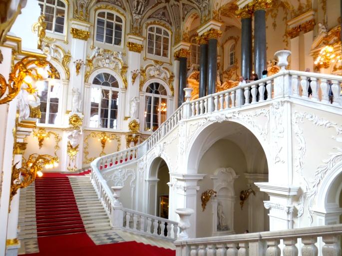Hermitage Grand Entryway