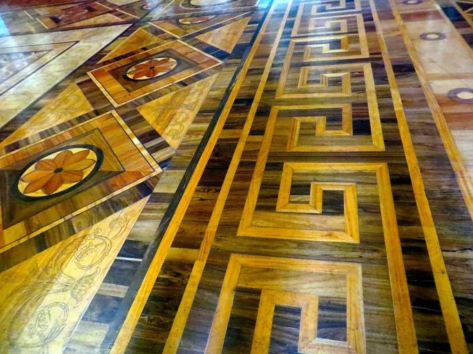 Hermitage Parquet Flooring
