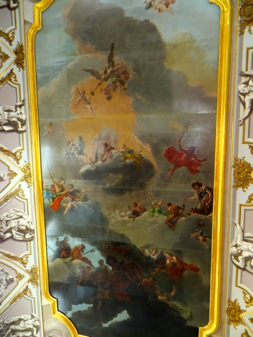 Hermitage. Satan cast out of Heaven