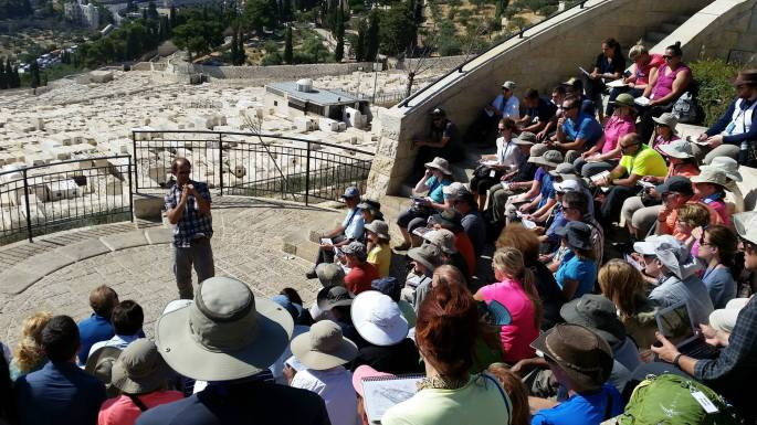 Mount of Olives. Dave Pascoe