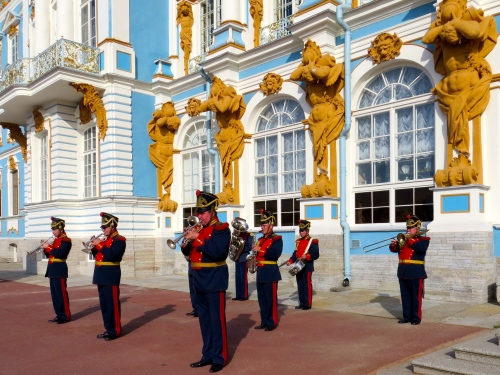 Music at Catherine Palace