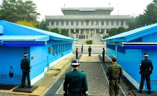 North and South Korean Border