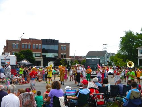 Scottsville Clown Band
