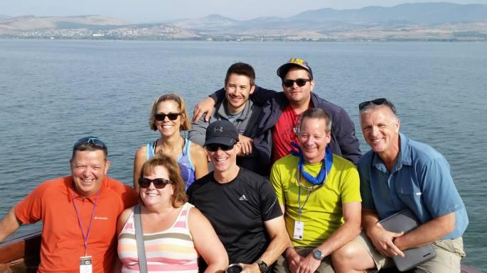 Sea of Galiliee