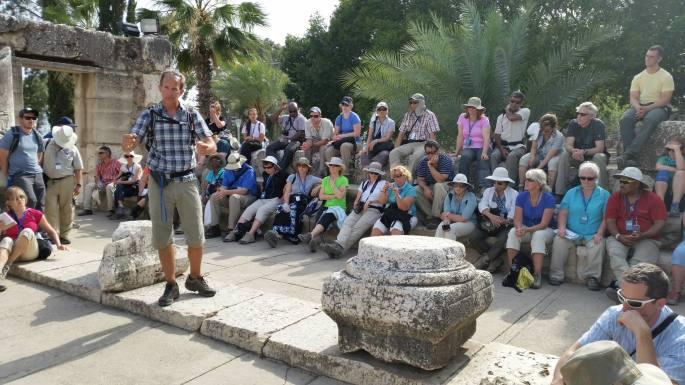 Synagogue of Capernaum DP