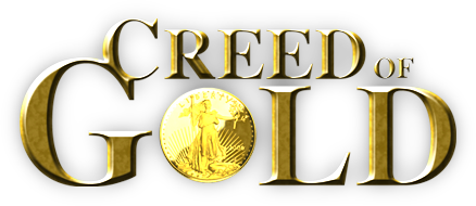 Creed of Gold logo