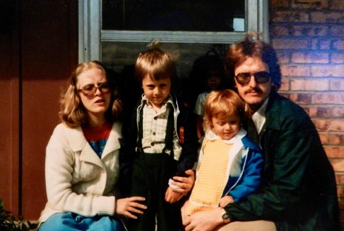 Larry, Kari, Jess, Emily