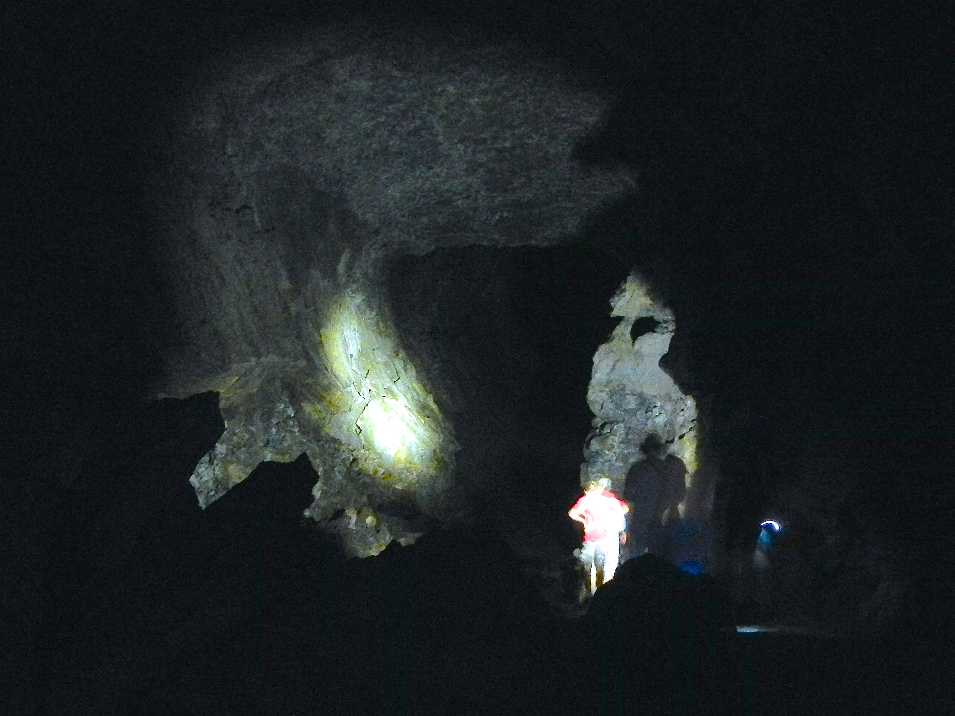 Earlham College-geology 211-caves |Lava Tubes Are Formed How