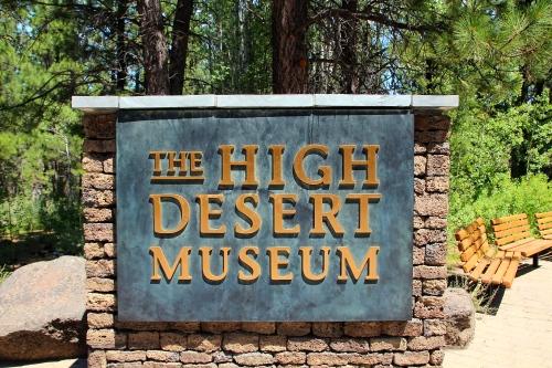 The HIgh Desert Museum
