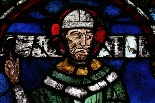 Becket Window 1