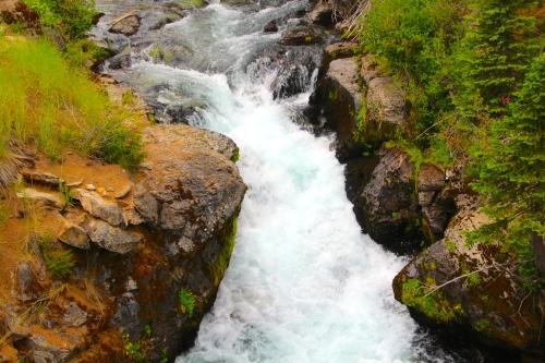 Tumalo Falls 4