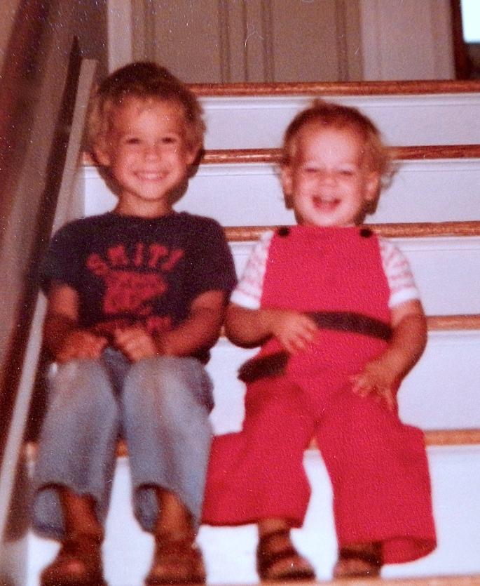 1981 Michael and Jon