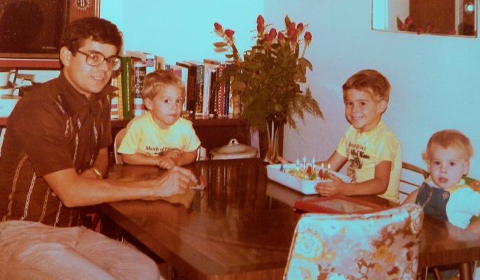 Aaron's 6th Birthday